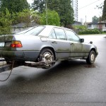 We paid CASH for this junked car