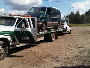 Junk Car | Scrap Van | Vancouver Auto Removal Service