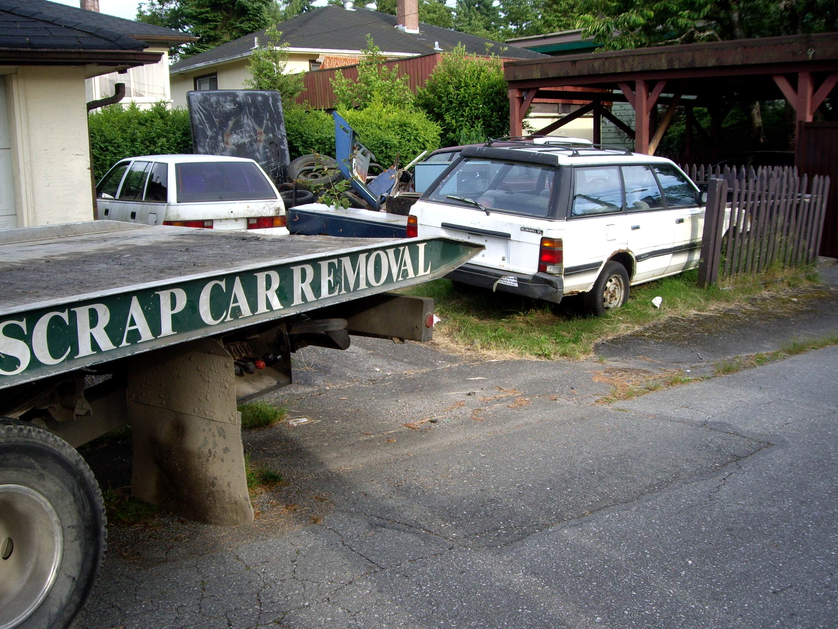 Junk Car Removal Coquitlam\' Articles at Scrap 4 Cash