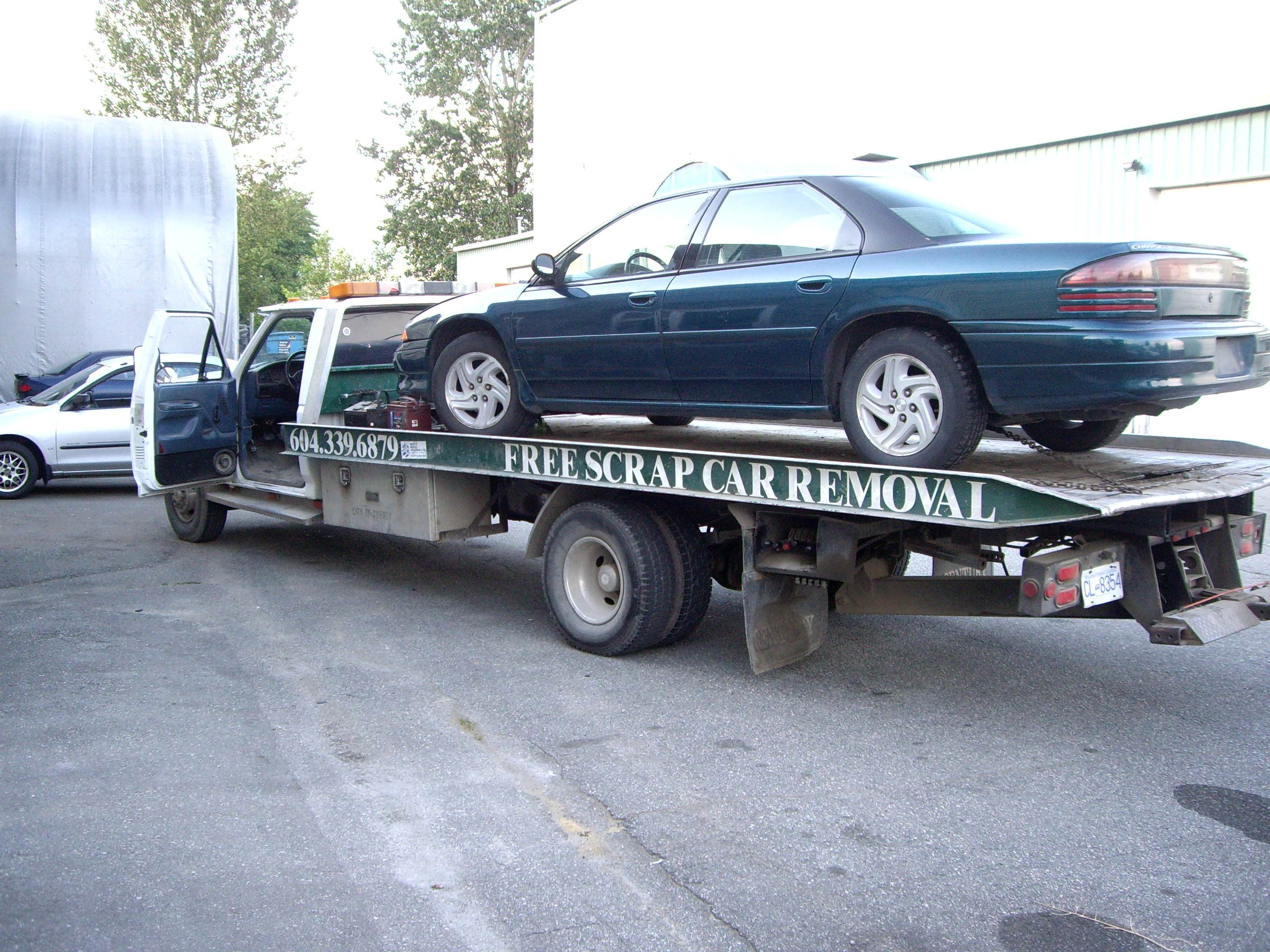 Scrap Car Removal Delta\' Articles at Scrap 4 Cash