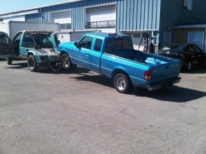 Burnaby BC, Truck Removal Service