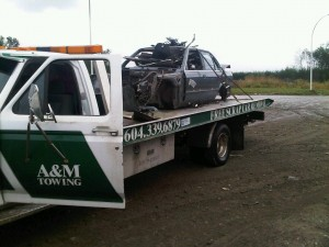 Junk Car Removal Service Richmond BC